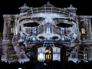 El Infinito Mundo del Video Mapping
