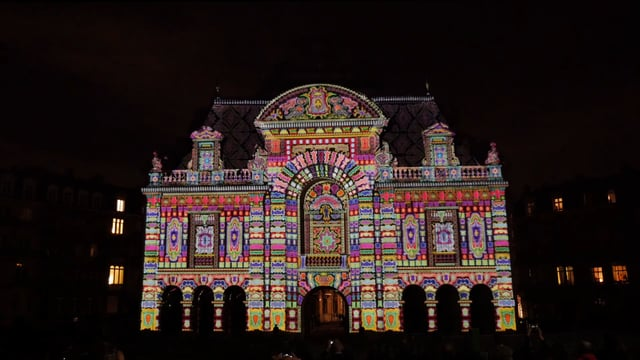 Video Mapping Como Medio de Entretenimiento
