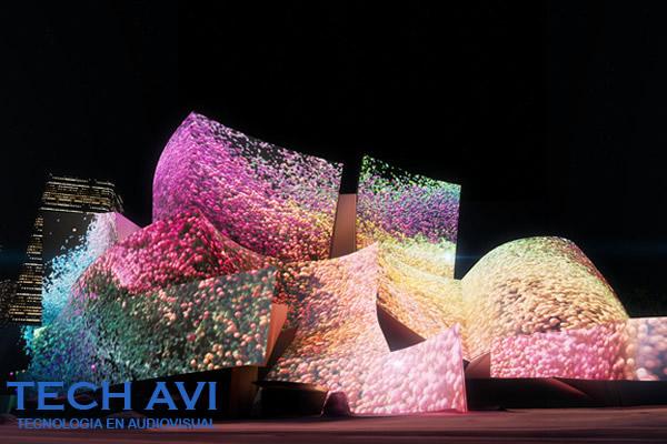 Venta de Proyectores Láser Para Eventos en Monterrey