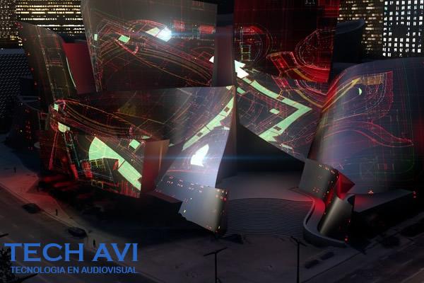 Renta de Proyectores Láser Para Eventos en Monterrey
